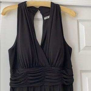 Eliza j black jumpsuit